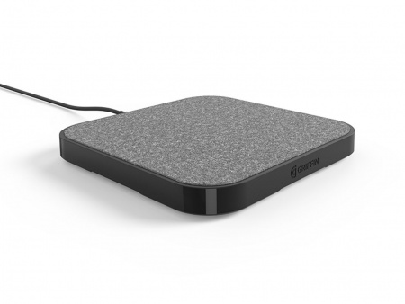 Griffin 15W, Qi Wireless Charger - Black