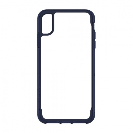Griffin Survivor Clear for iPhone XS Max - Clear/Iris