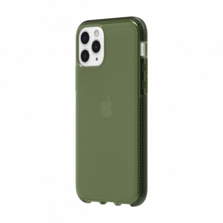 Griffin Survivor Clear for iPhone 11 Pro - Bronze Green