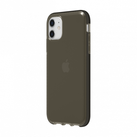 Griffin Survivor Clear for iPhone 11 - Black