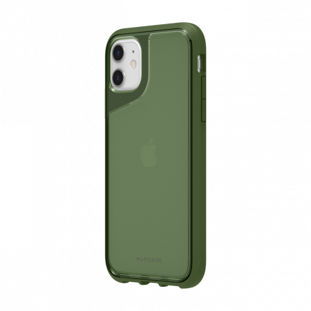 Griffin Survivor Strong for iPhone 11 - Bronze Green