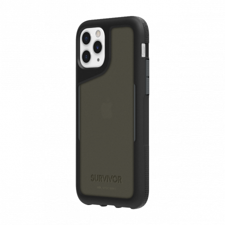 Griffin Survivor Endurance for iPhone 11 Pro - Black/Gray/Smoke