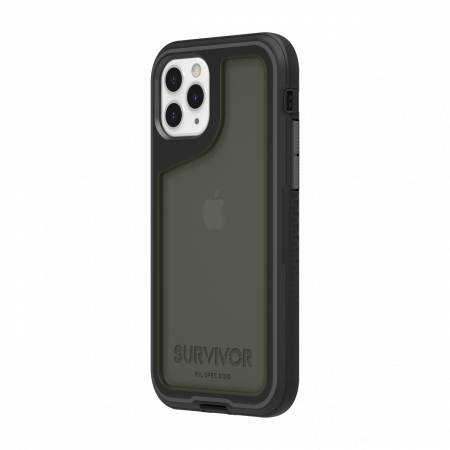 Griffin Survivor Extreme for iPhone 11 Pro - Black/Gray/Smoke