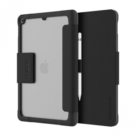 Griffin Survivor Tactical for iPad 10.2inch - Black