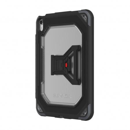 Griffin Survivor All-Terrain - iPad Air 4th Gen (2020) - Black/Gray/Clear