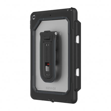 Griffin Survivor Endurance (2021) for iPad 10.2inch (8th & 7th Generation) - Black (B2B Packaging)