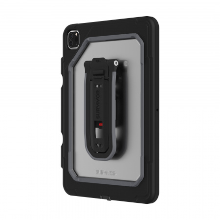 Griffin Survivor Endurance for iPad Saturn 11inch PRO ANTIMICROBIAL VERSION - Black (B2B Packaging)