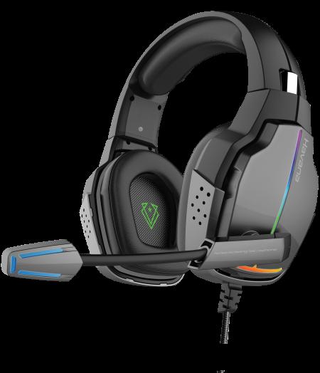 Vertux Gaming Havana High Definition Audio Immersive Gaming Headset - Black