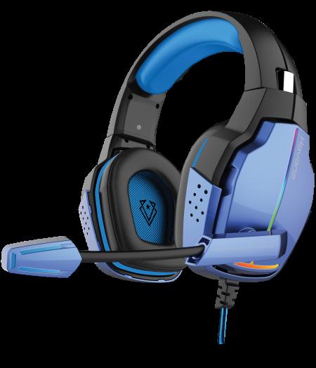 Vertux Gaming Havana High Definition Audio Immersive Gaming Headset - Blue
