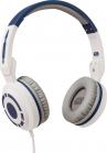 Tribe Star Wars R2D2 Pop Headphones - White