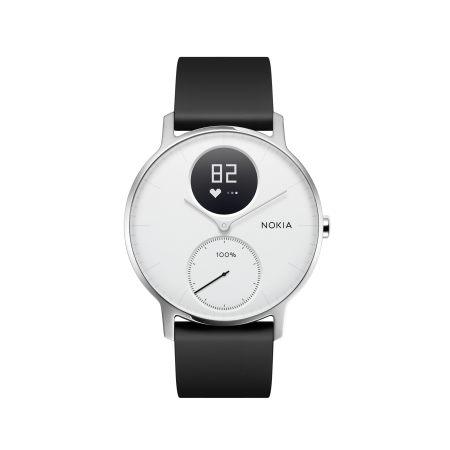 Nokia Steel HR (36mm) - White