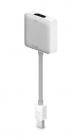 iLuv Mini DisplayPort - HDMI adaptér - bílý