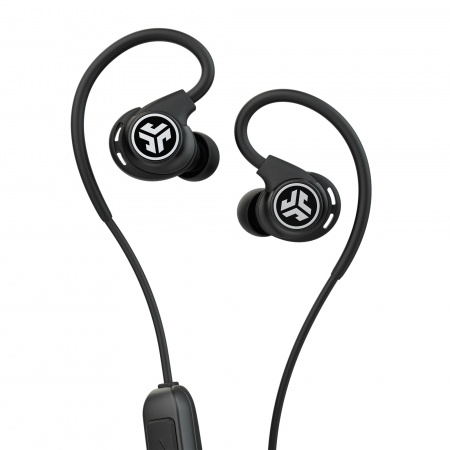 JLAB Fit Sport Wireless Fitness Earbuds - Black