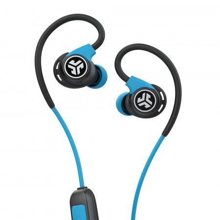 JLAB Fit Sport 3 Wireless Fitness Earbuds Black/Blue