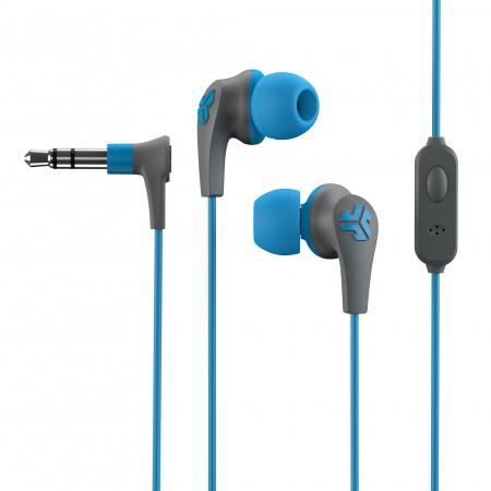 JLAB JBUDS Pro Signature Earbuds Blue/Grey