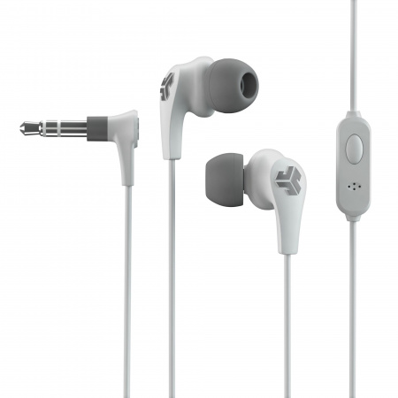 JLAB JBUDS Pro Signature Earbuds White/Grey