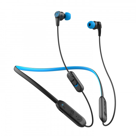 JLAB Play Gaming Wireless Earbuds Black/Blue