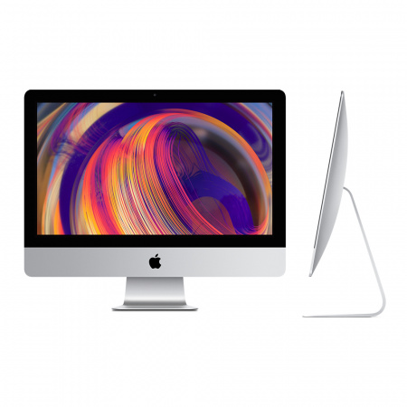 """iMac 21.5"""" 6C i5 3.0GHz Retina 4K/8GB/1TB Fusion Drive/Radeon Pro 560X w 4GB/INT KB"""
