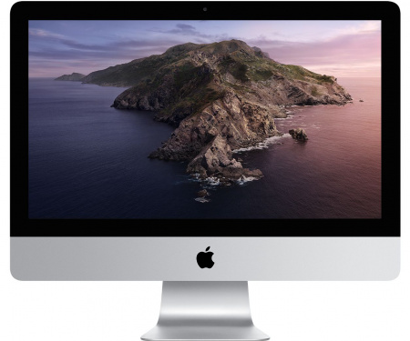 Apple 21.5-inch iMac: DC i5 2.3GHz/8GB/256GB SSD/Intel Iris Plus Graphics 640/CRO KB
