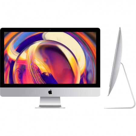 "iMac 27"" 6C i5 3.7GHz Retina 5K/8GB/2TB Fusion Drive/Radeon Pro 580X w 8GB/BUL KB"
