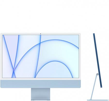 """Apple IMAC 24"""" BLUE/8C CPU/8C GPU/8GB/256GB-MAG"""