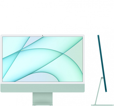 "Apple IMAC 24"" GREEN/8C CPU/8C GPU/8GB/256GB-SLK"