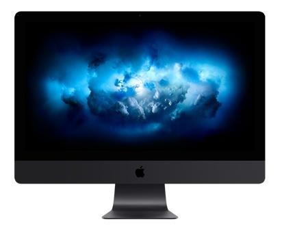 """iMac Pro 27"""" Retina 5K/8C Intel Xeon W 3.2GHz/32GB/1TB SSD/Radeon Pro Vega 56 w 8GB HBM2/INT KB"""