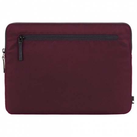 Incase Compact Sleeve 13inch MacBook in Flight Nylon - Mulberry
