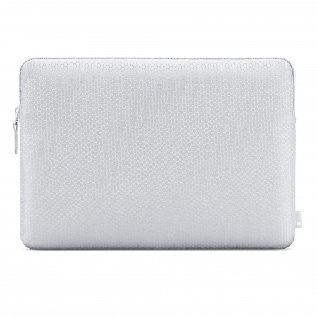 Incase Slim Sleeve Honeycomb Ripstop 12inch MacBook - Silver