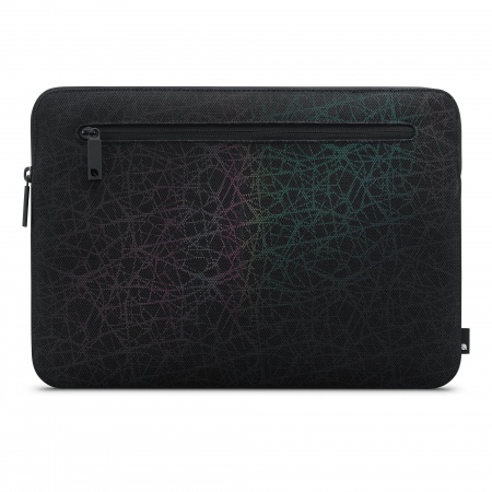 Incase Compact Sleeve in Reflective Mesh 13inch MacBook Pro - Thunderbolt (USB-C) & Retina 13inch - Swirl Luminescent