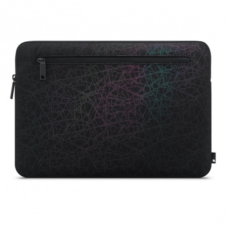 Incase Compact Sleeve in Reflective Mesh 15inch MacBook Pro - Thunderbolt (USB-C) & Retina 15inch - Swirl Luminescent