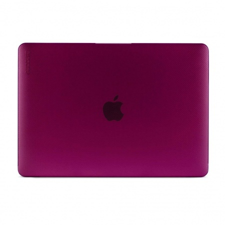 Incase Hardshell Case 12inch MacBook Dots - Mulberry