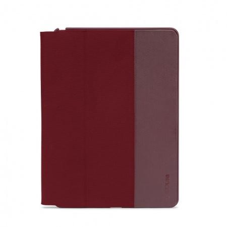 "Incase Book Jacket Revolution w/ Tensaerlite for iPad Pro 12.9"" - Deep Red"