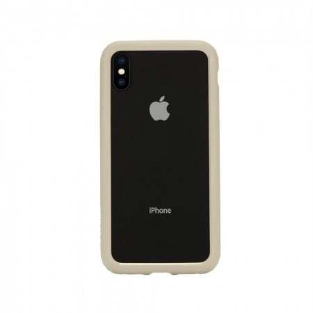 Incase Frame for iPhone X/XS - Gold/Warm Grey