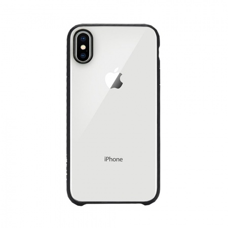 Incase Pop Case for iPhone X/XS - Clear/Black