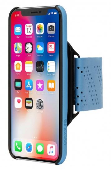 Incase Armband Pro for iPhone X/XS - Powder Blue