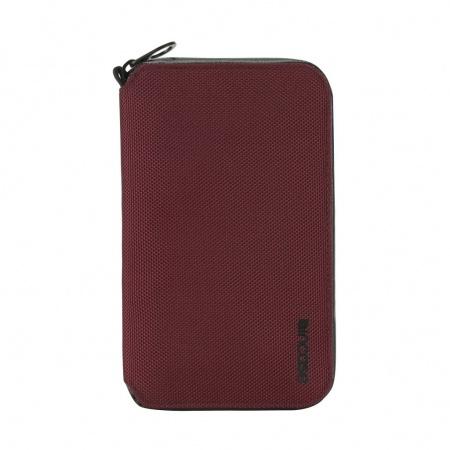 Incase Passport Wallet - Deep Red