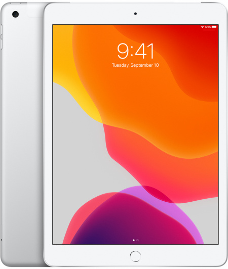 Apple 10.2-inch iPad 7 Cellular 128GB - Silver