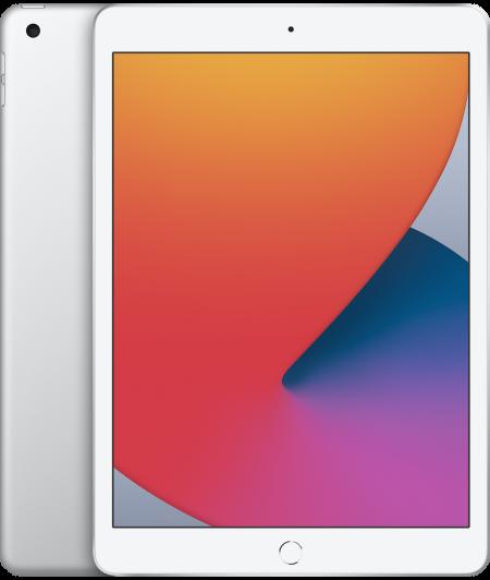 Apple 10.2-inch iPad 8 Wi-Fi 128GB - Silver