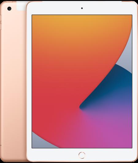 Apple 10.2-inch iPad 8 Cellular 32GB - Gold