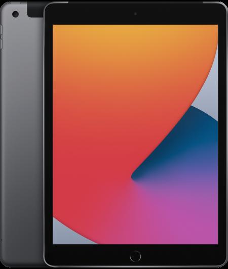 Apple 10.2-inch iPad 8 Cellular 32GB - Space Grey (DEMO)