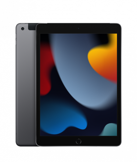 Apple 10.2-inch iPad 9 Cellular 64GB - Space Grey (DEMO)