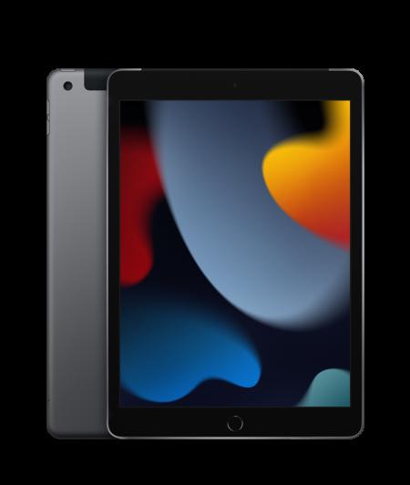 Apple 10.2-inch iPad 9 Cellular 256GB - Space Grey