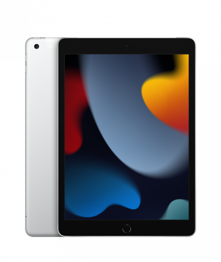 Apple 10.2-inch iPad 9 Cellular 64GB - Silver (DEMO)