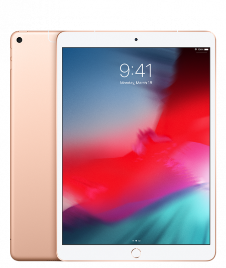 Apple 10.5-inch iPad Air 3 Wi-Fi 64GB - Gold