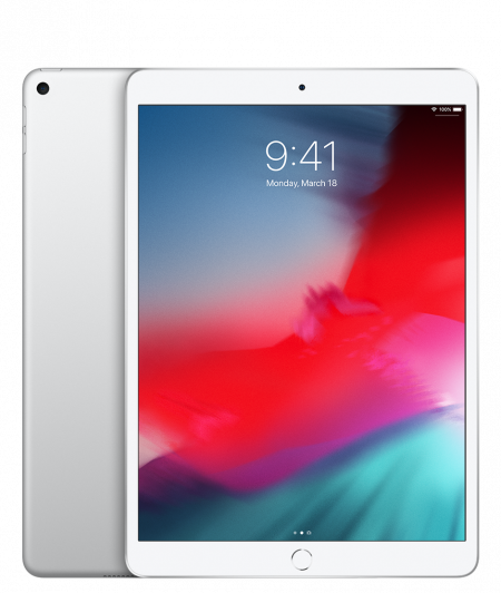 Apple 10.5-inch iPad Air 3 Cellular 256GB - Silver