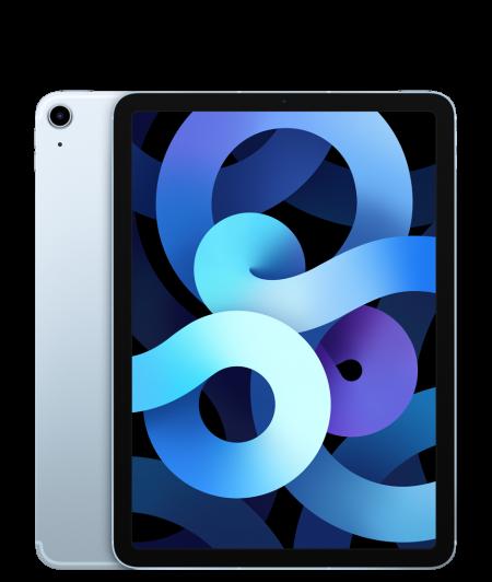 Apple 10.9-inch iPad Air 4 Cellular 256GB - Sky Blue