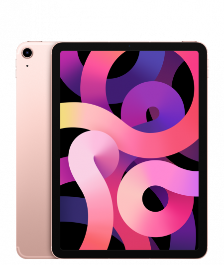 Apple 10.9-inch iPad Air 4 Cellular 256GB - Rose Gold