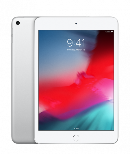 Apple iPad mini 5 Cellular 256GB - Silver
