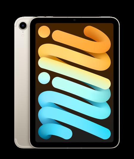 Apple iPad mini 6 Cellular 64GB - Starlight (DEMO)